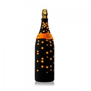 Kit Champagne Veuve Clicquot Jeroboam Brut Eiffel Tower 3000 ml