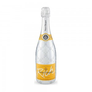 Kit Champagne Veuve Clicquot Rich 750 ml