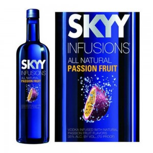 Vodka Skyy Infusions Passion Fruit 750 ml