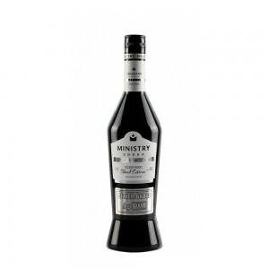 Vodka Ministry Black Edition 700 ml