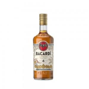 Rum Bacardi Anejo 4 Anos 750 ml