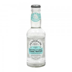 Água Tônica Fentimans Naturally Ligth 200 ml
