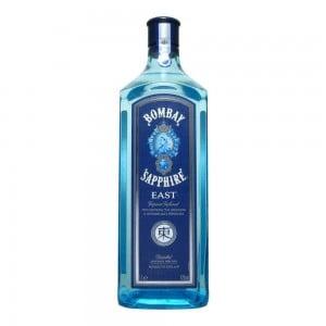 Gin Bombay East 750 ml + Bônus 250 ml