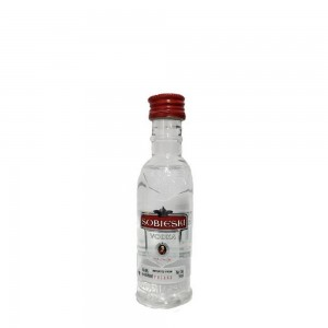 Vodka Sobiesky 50 ml
