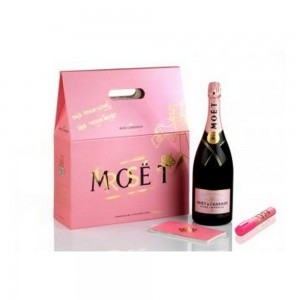 Champagne Moet Chandon Rose Imper Love 1500 ml