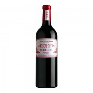 Vinho Santa Carolina Herencia Carmenere 750 ml