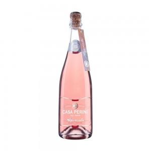Espumante Casa Perini Aquarela Rose Moscatel 750 ml