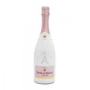 Espumante Veuve Du Vernay Ice Rose 750 ml