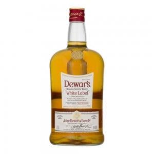 Whisky Dewars White Label 1750 ml