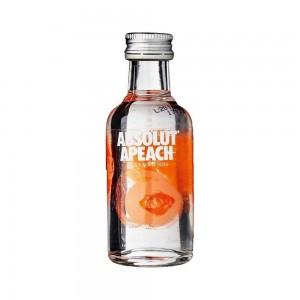 Vodka Absolut Apeach 50 ml