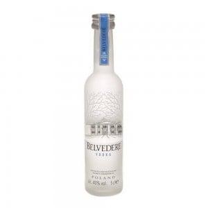 Vodka Belvedere 50 ml
