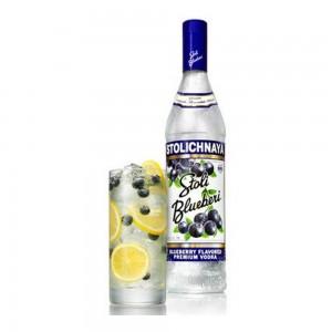Vodka Stolichnaya Blueberry 1000 ml