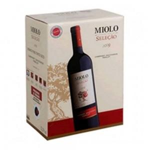 Vinho Miolo Selecao Bag Tinto Seco 3000 ml