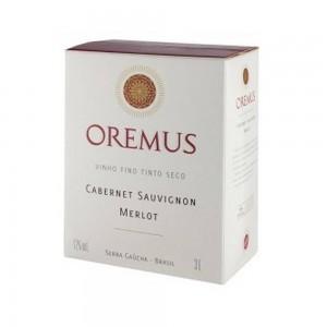 Vinho Oremus Cabernet Sauvignon Merlot Bag 3000 ml