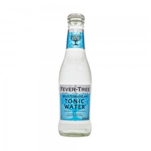 Água Tônica Fever-Tree Tonic Water Mediterranea 200 ml