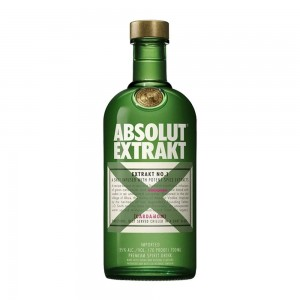 Vodka Absolut Extrakt 750 ml