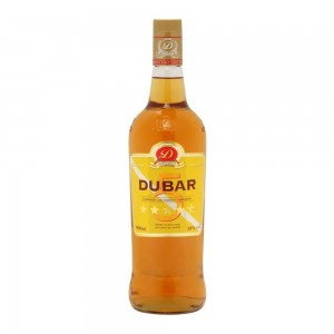 Conhaque Cognac Brandy 5 Estrelas Dubar 960 ml