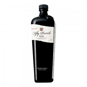 Gin Fifty Pounds London Dry 750 ml
