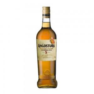 Rum Angostura 5 Anos 750 ml