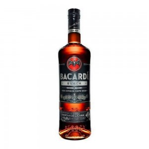 Rum Bacardi Black 1000 ml