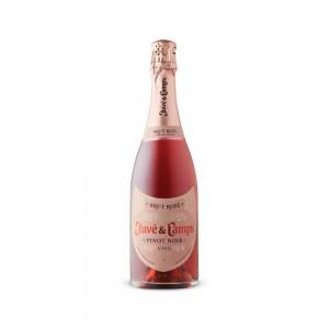 Espumante Juve Y Camps Cava Brut Rose Pinot Noir 750 ml