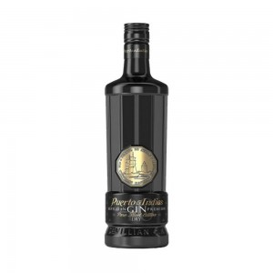 Gin Puerto De Indias Black Edition 700 ml