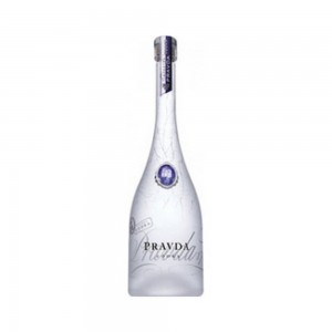 Vodka Pravda 200 ml