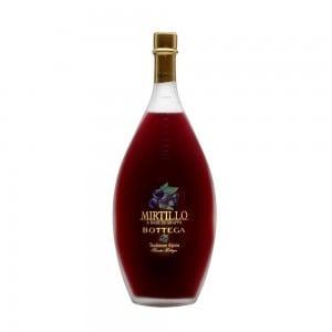 Licor Bottega Mirtillo A Base Di Grappa 500 ml