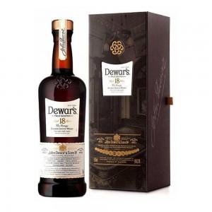 Whisky Dewars 18 Anos 750 ml