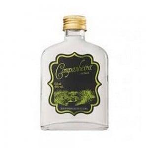 Cachaça Companheira Branca Bolso 150 ml