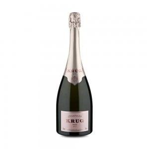 Champagne Krug Brut Rose Grand Cuvee 750 ml