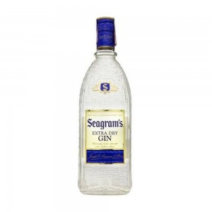 Gin Seagrams Extra Dry 750 ml