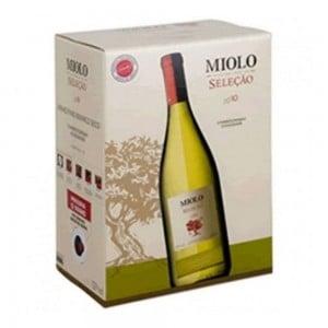 Vinho Miolo Selecao Bag Branco Seco 3000 ml
