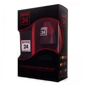 Gin Beefeater 24 London Dry 750 ml com Taça