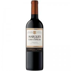 Vinho Marques De Casa Concha Carmenère 750 ml