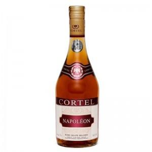 Conhaque Cortel Napoleon Vsop 700 ml