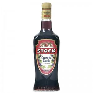 Licor Stock Creme De Cassis 720 ml
