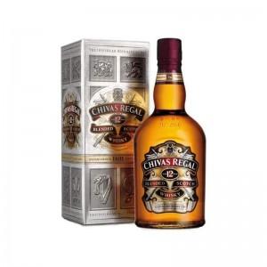 Whisky Chivas 12 Anos com Caixa 200 ml