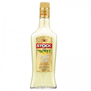 Licor Stock Gold Lemon Cream 720 ml