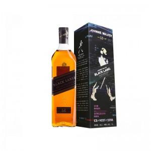 Whisky Jw Black Label com Caixa 1996 1000 ml