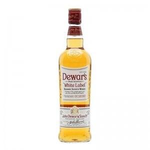 Whisky Dewars White Label 1000 ml