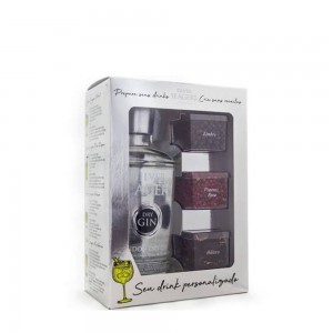 Kit Gin Seagers Silver 750 ml