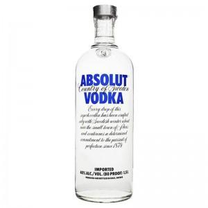Vodka Absolut Natural 1500 ml
