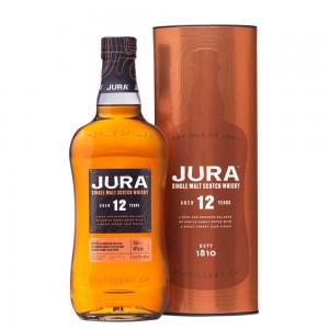 Whisky Jura 12 Anos Single Malt Scotch 700 ml