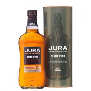 Whisky Jura Seven Wood Single Malt Scotch 700 ml