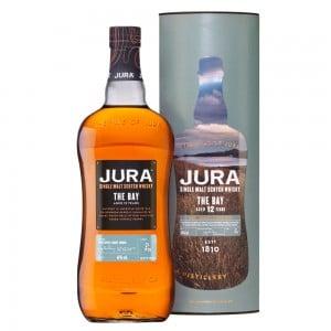 Whisky Jura The Bay 12 Anos Single Malt Scotch 1000 ml