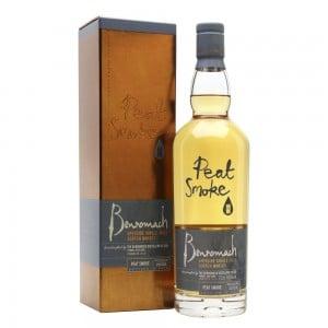 Whisky Benromach Peat Smoke 2008 700 ml
