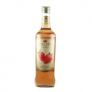 Cachaça Nobre Minas Rapadura/Morango 670 ml