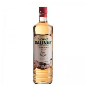 Cachaça Salinas Umburana 700 ml