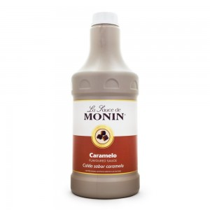 Calda Monin Caramelo 1890 ml